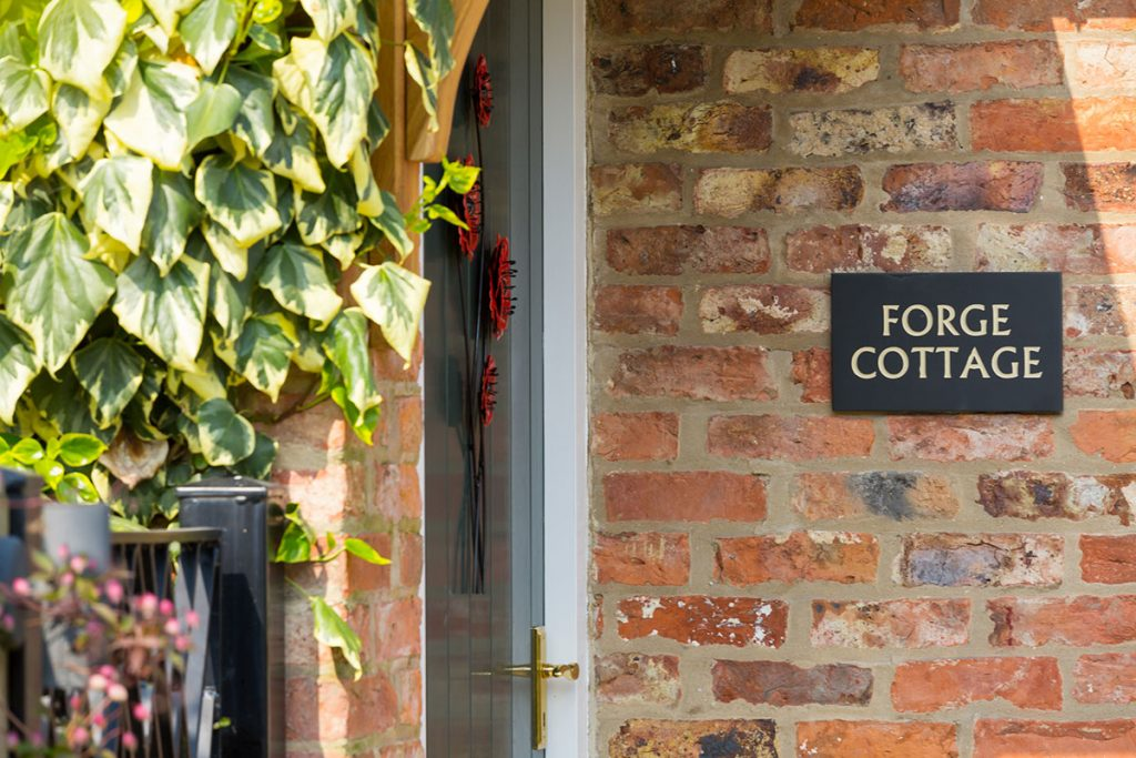 How to contact and find Forge Cottage, Coxwold