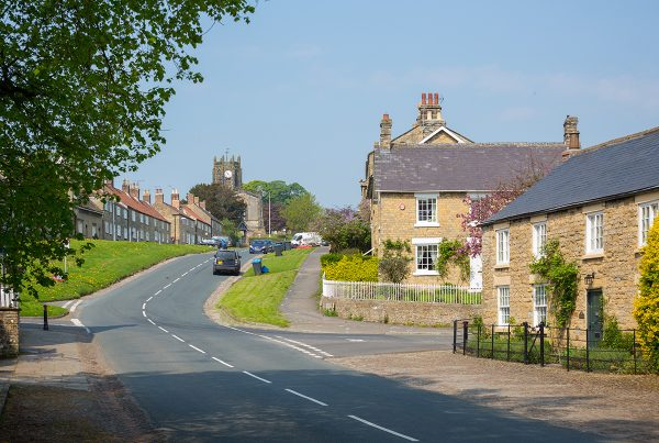 Coxwold is a picture-postcard village. Ideal base for exploring the North York Moors