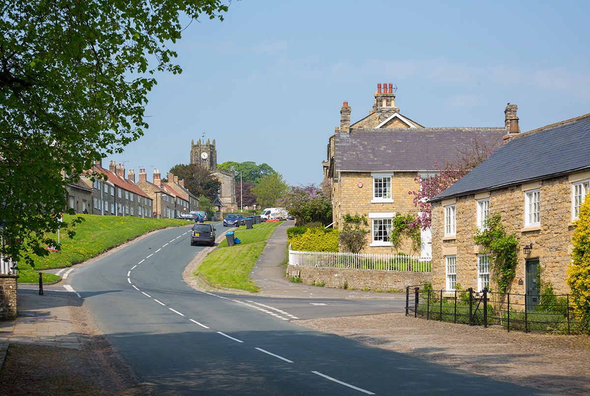 What makes Coxwold a special place for a short break or holiday?