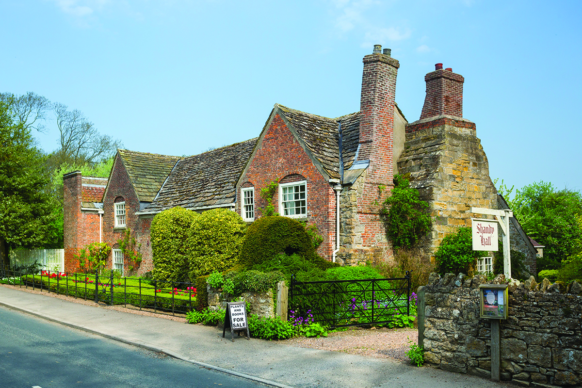 Make a Sentimental Journey to Coxwold