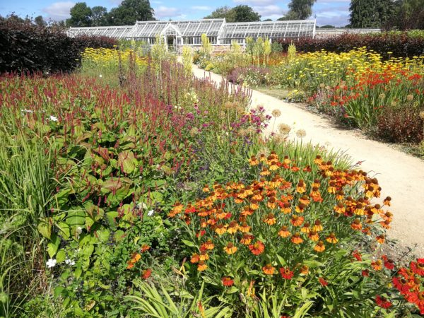 Visit Helmsley Walled Garden from Coxwold Cottages