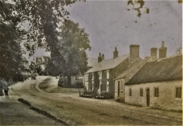 Coxwold Cottages c1900