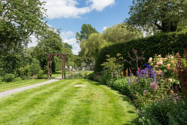 The wonderful private gardens our Coxwold Cottages guests can enjoy
