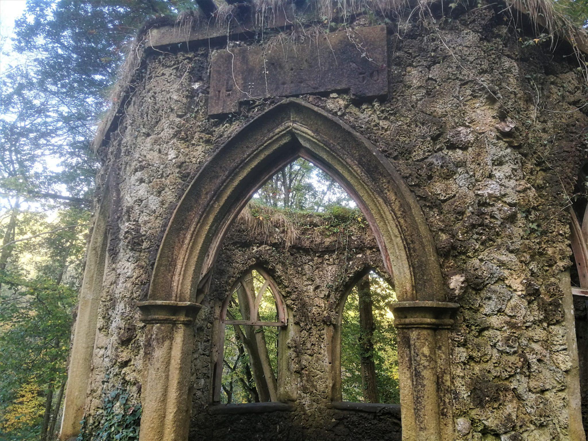 Visit Hackfall – England's best folly landscape?