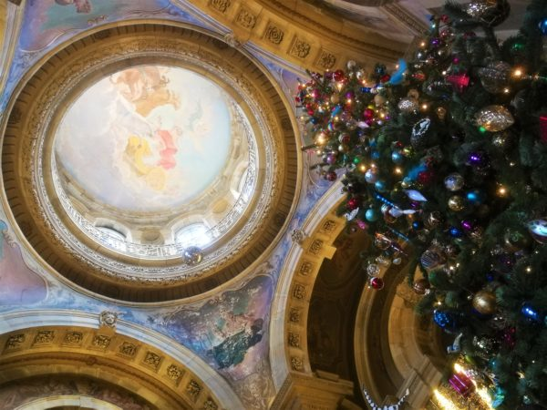 The Main Hall is always the star at Castle Howard