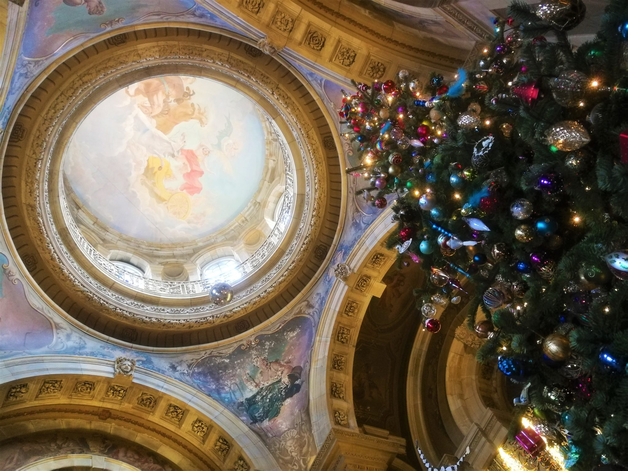 Castle Howard Christmas Masquerade