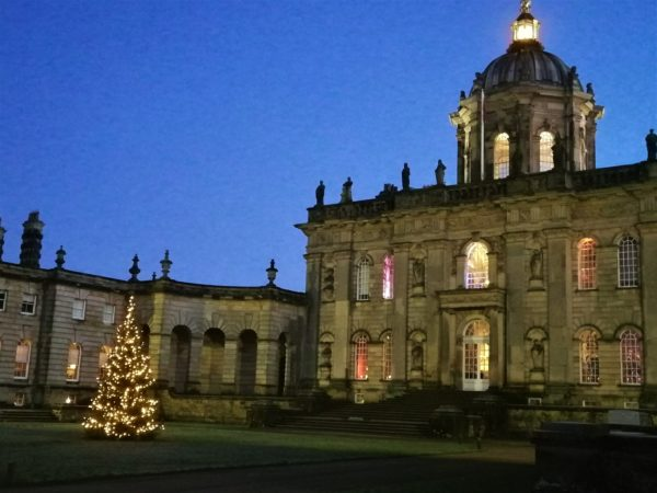 Castle Howard is just 25 minutes from Coxwold Cottages