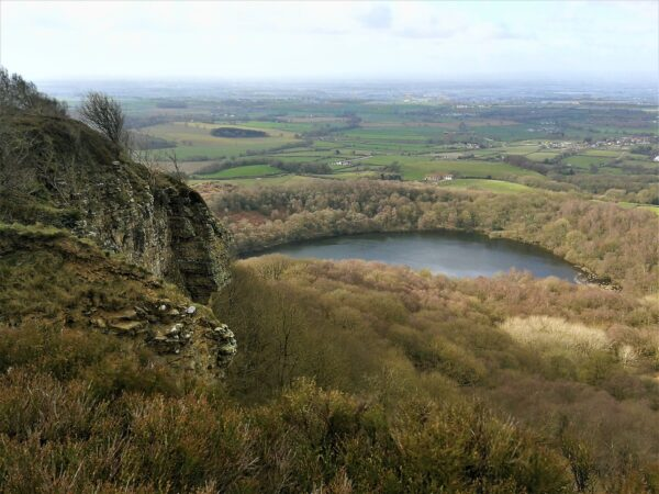 Gormire - the finest view in England?
