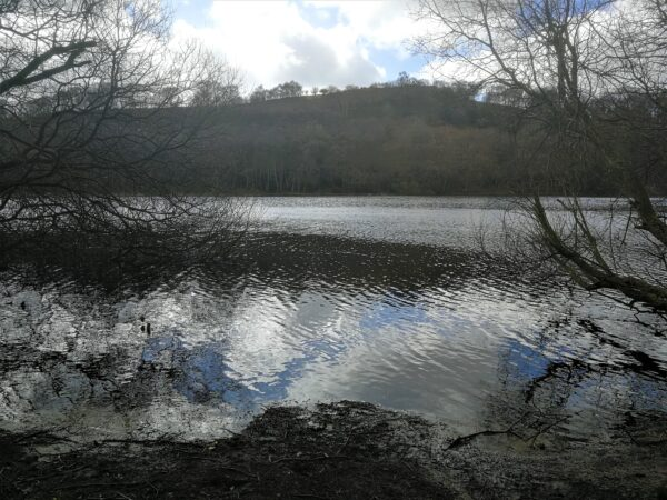 The legendary Lake Gormire