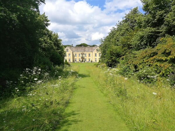 Nunnington Hall, just 10 miles from Coxwold Cottages