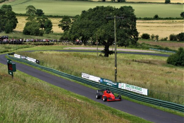 Scenic Harewood Hillclimb is easy to reach from Coxwold