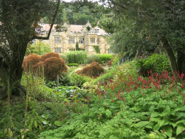 Mount Grace Priory - just 20 minutes from Coxwold Cottages